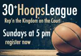 30+ Hoops League