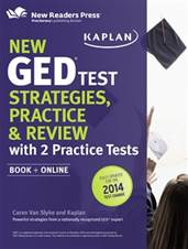 New GED Test Practice & Review